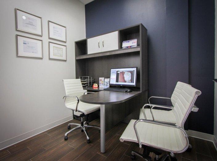 dentist desk oakville