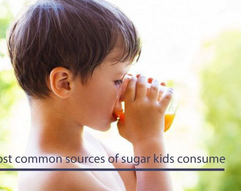 suger kids consume